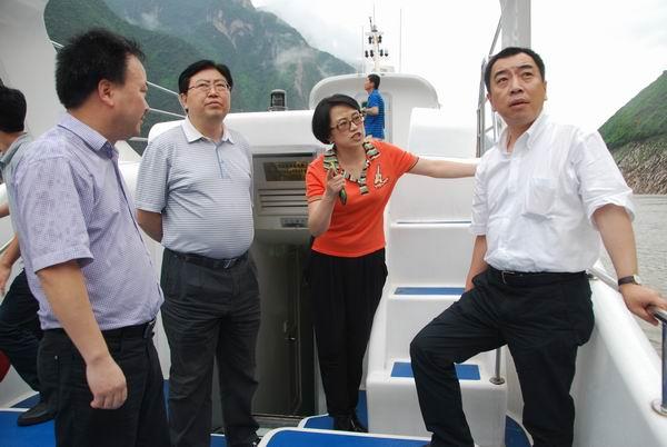 [人民网]巫山拟建水上医院 填补内陆水上医学救援空白