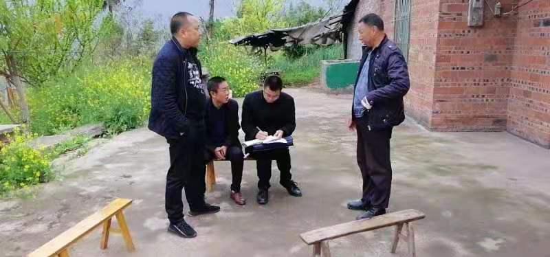 2019年征地拆迁掠影